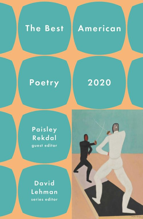 The Best American Poetry 2020 (The Best American Poetry series)