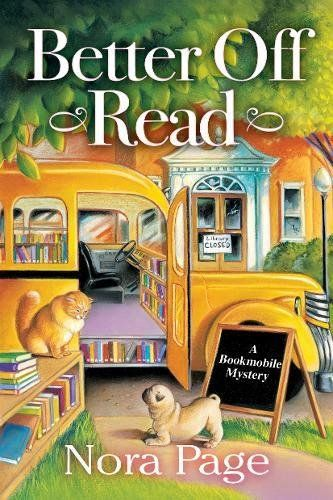 Better Off Read: A Bookmobile Mystery