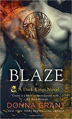 Blaze: A Dragon Romance