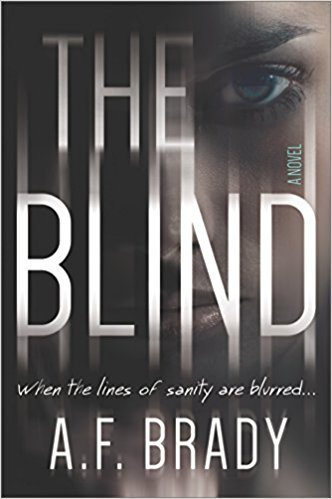 The Blind: A Haunting Psychological Thriller
