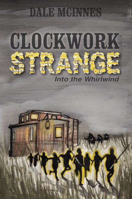 Clockwork Strange: Into the Whirlwind