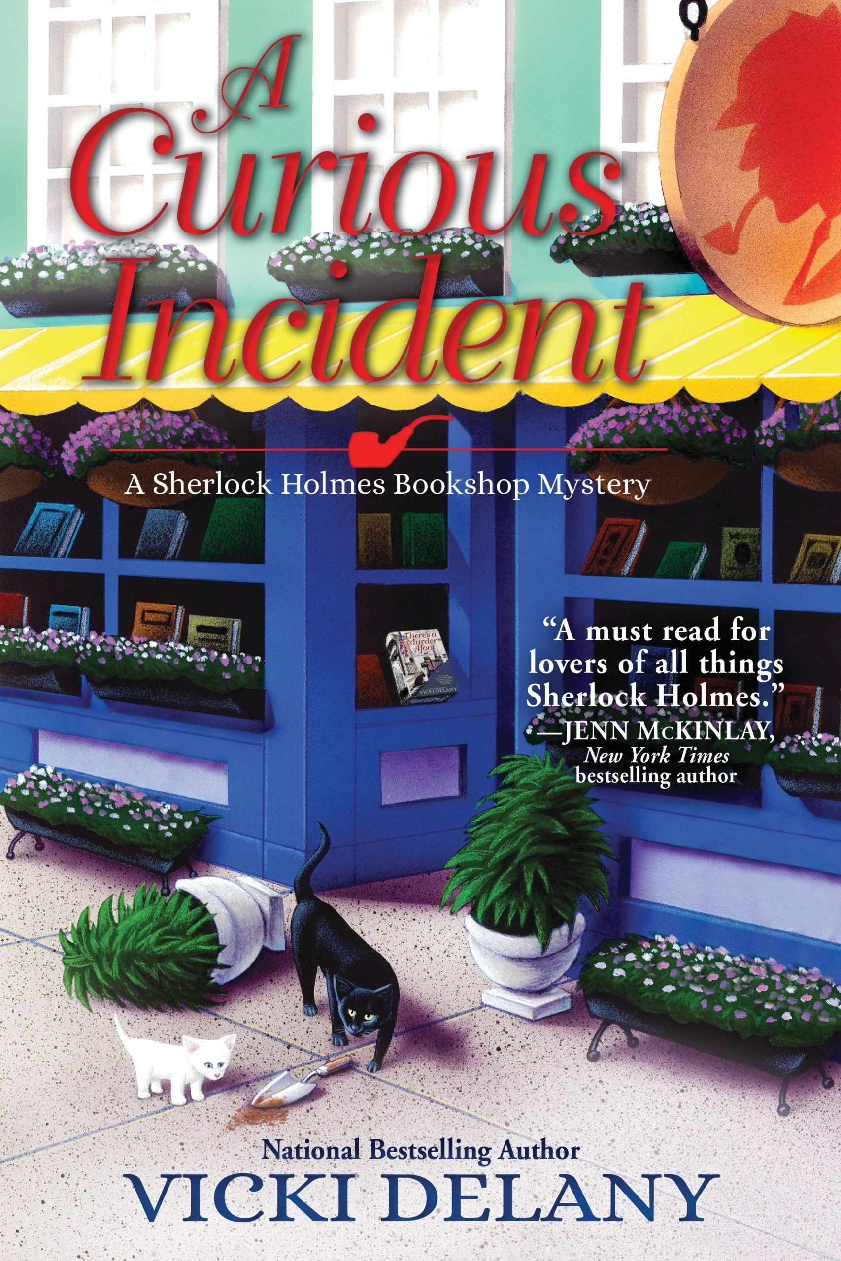 A Curious Incident: A Sherlock Holmes Bookshop Mystery