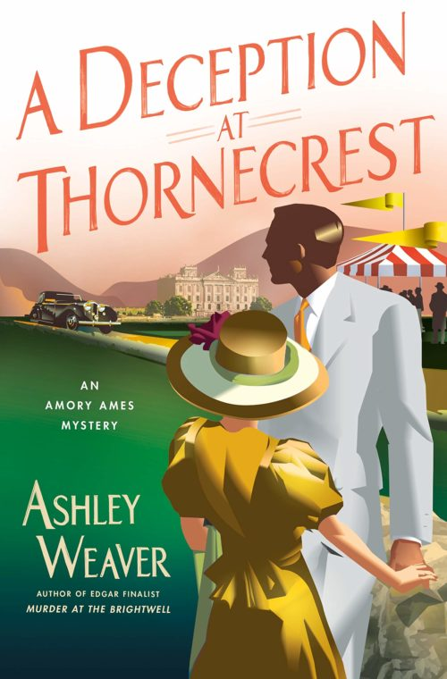 A Deception at Thornecrest: An Amory Ames Mystery