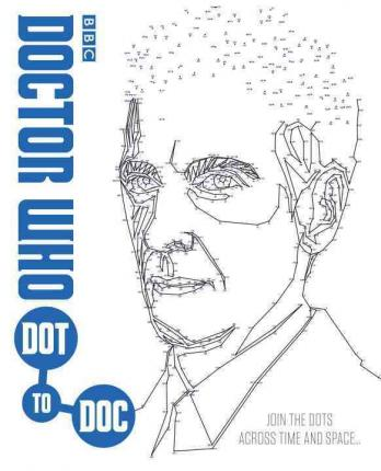 Doctor Who Dot-to-Doc: Join the Dots Across Time and Space