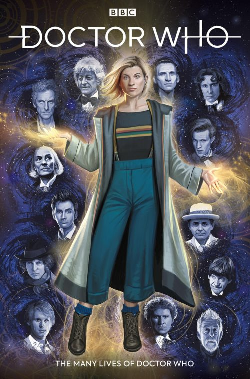 Doctor Who: The Thirteenth Doctor Volume 0 - The Many Lives of Doctor Who