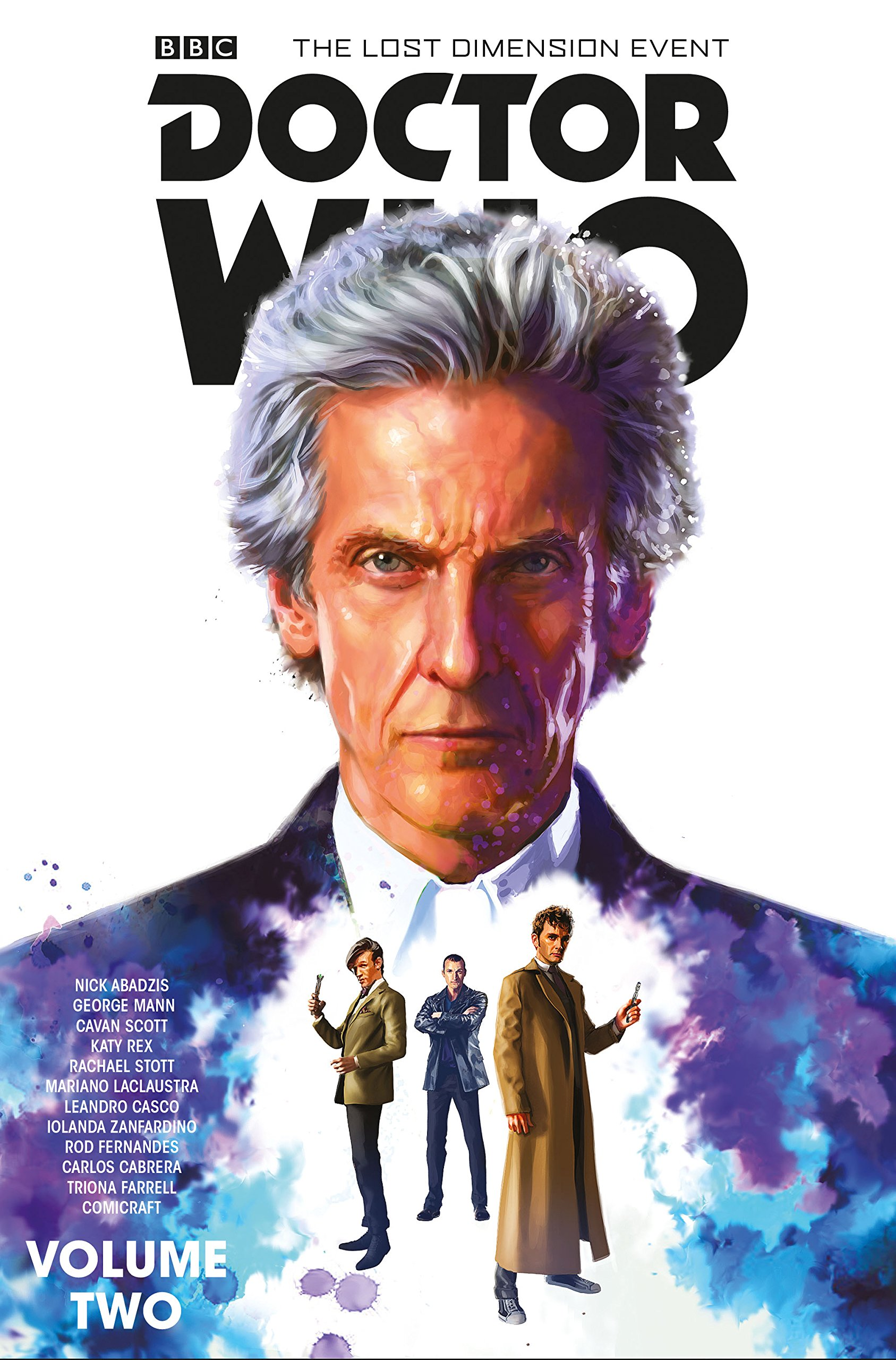 Doctor Who: The Lost Dimension Book Two