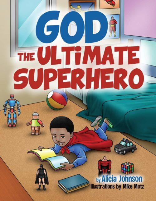 God The Ultimate Superhero