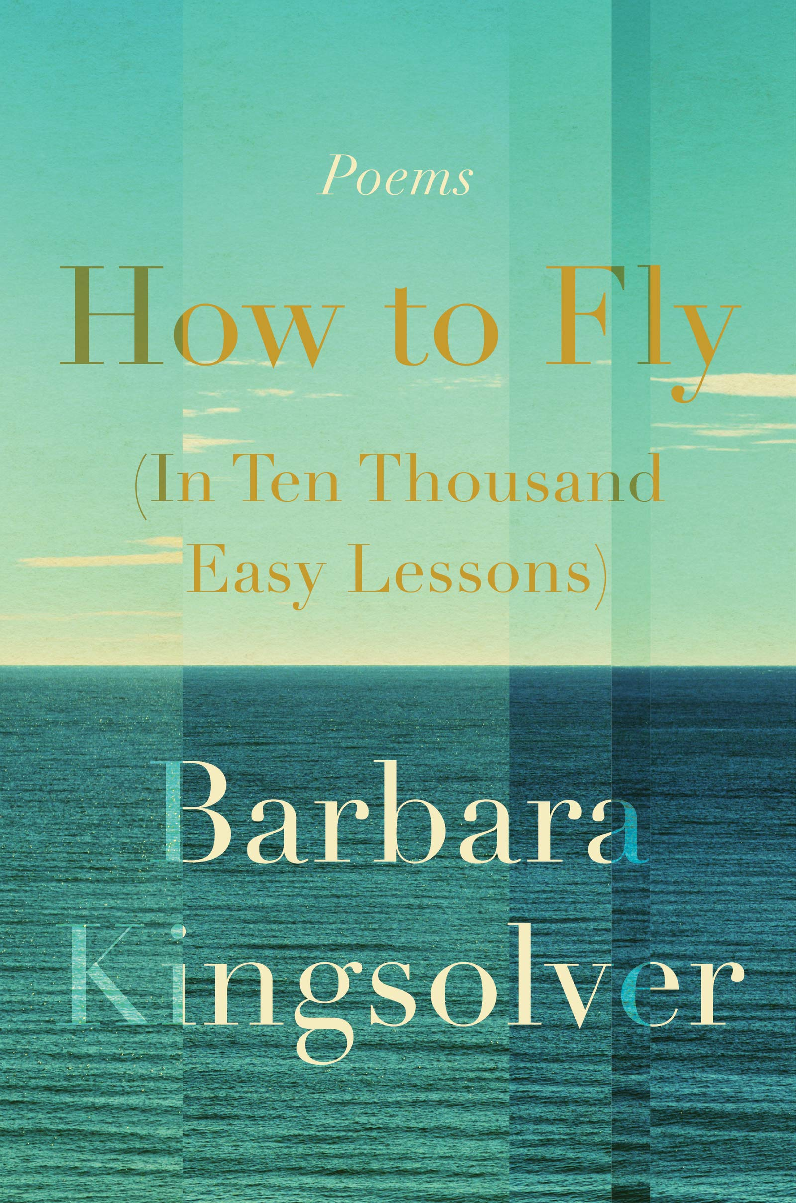 How to Fly (In Ten Thousand Easy Lessons): Poetry