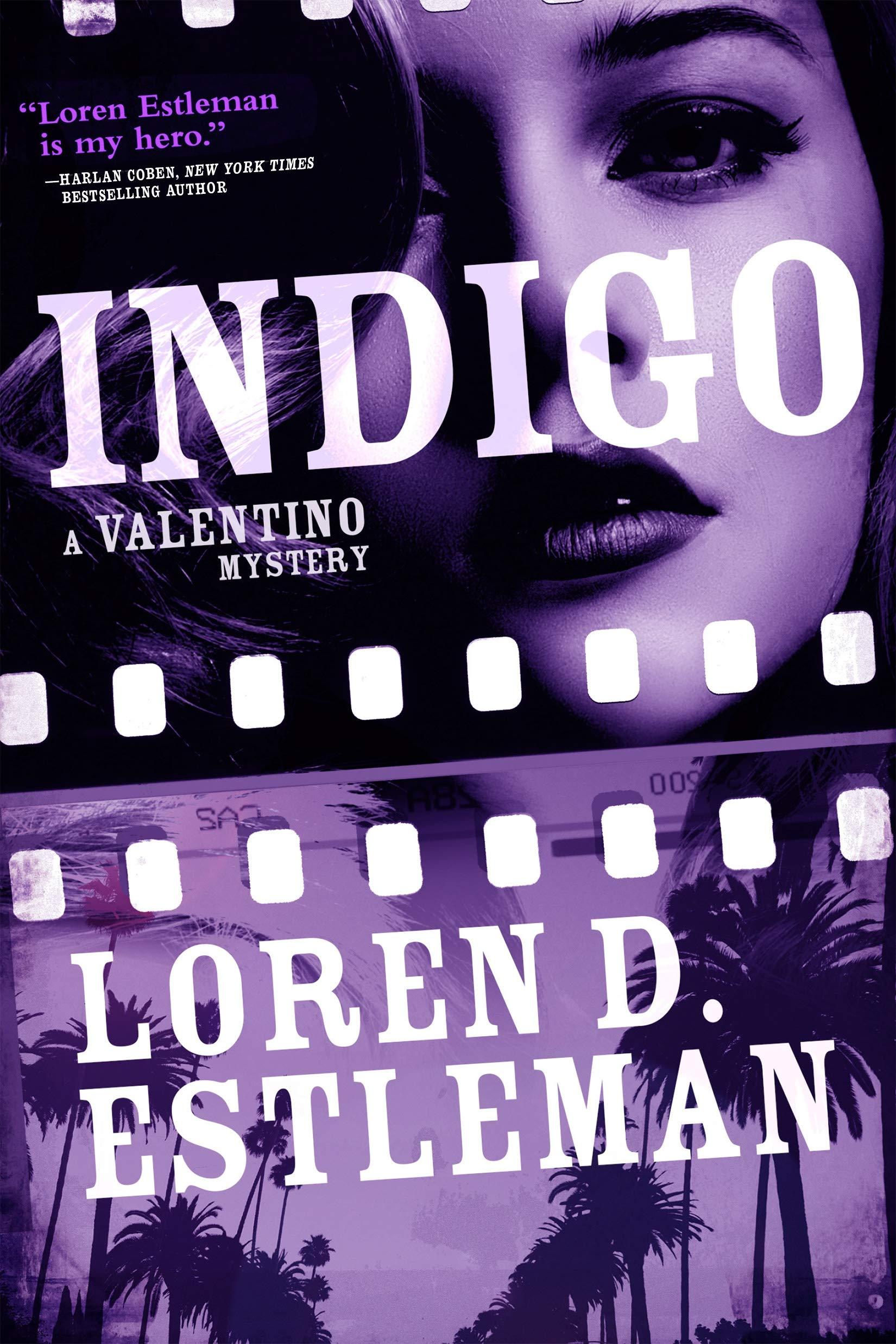 Indigo: A Valentino Mystery (Valentino Mysteries)