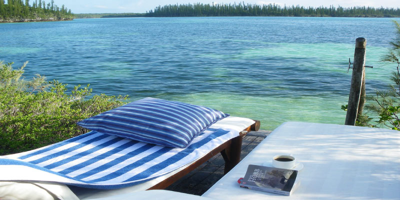 Books to Travel Without Leaving Your Chaise Lounge this Summer