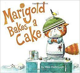 Marigold Bakes a Cake