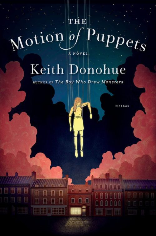 The Motion of Puppets: A Novel
