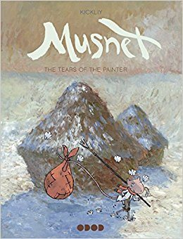 Musnet: The Tears of the Painter