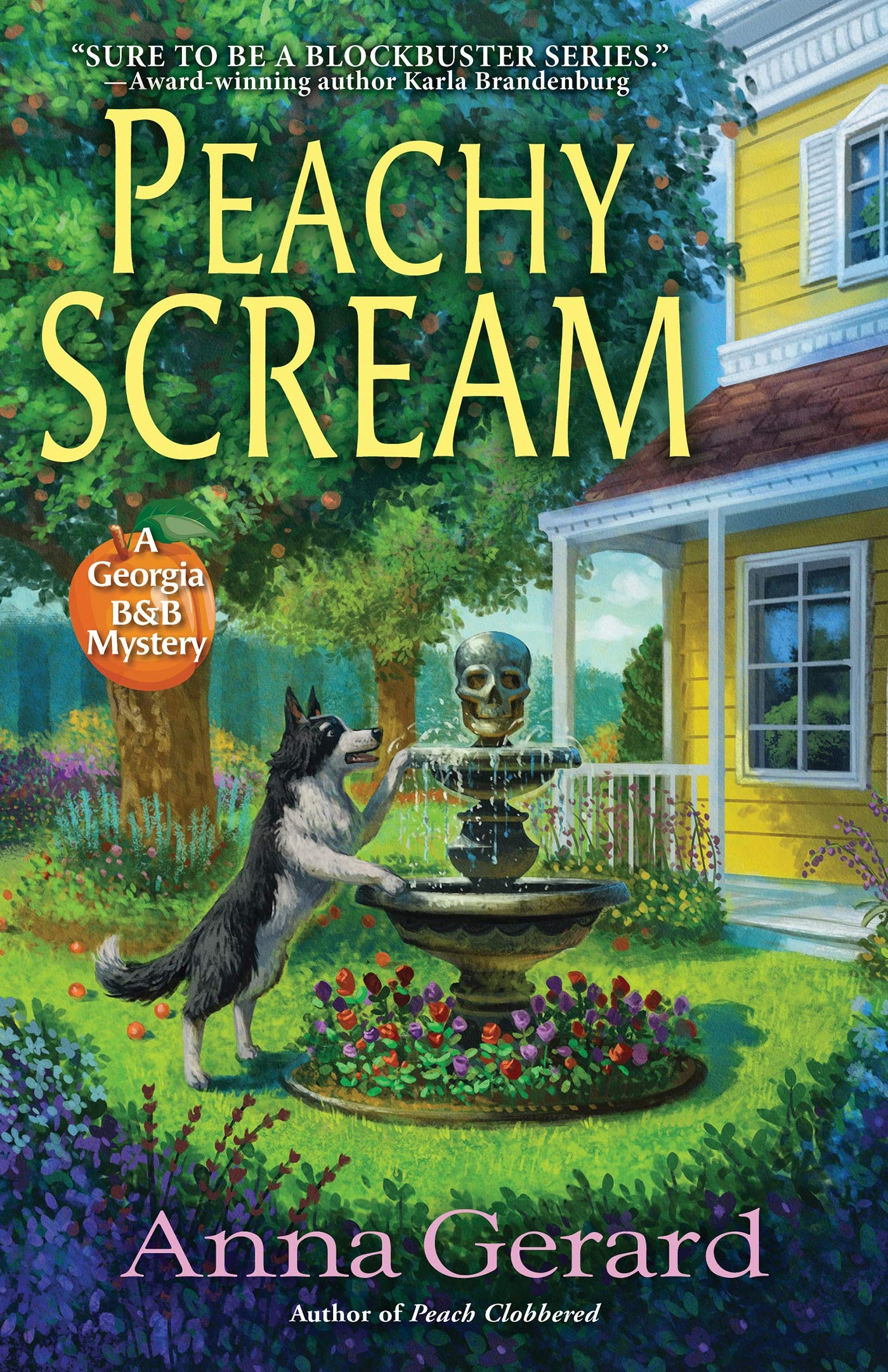 Peachy Scream: A Georgia B&B Mystery