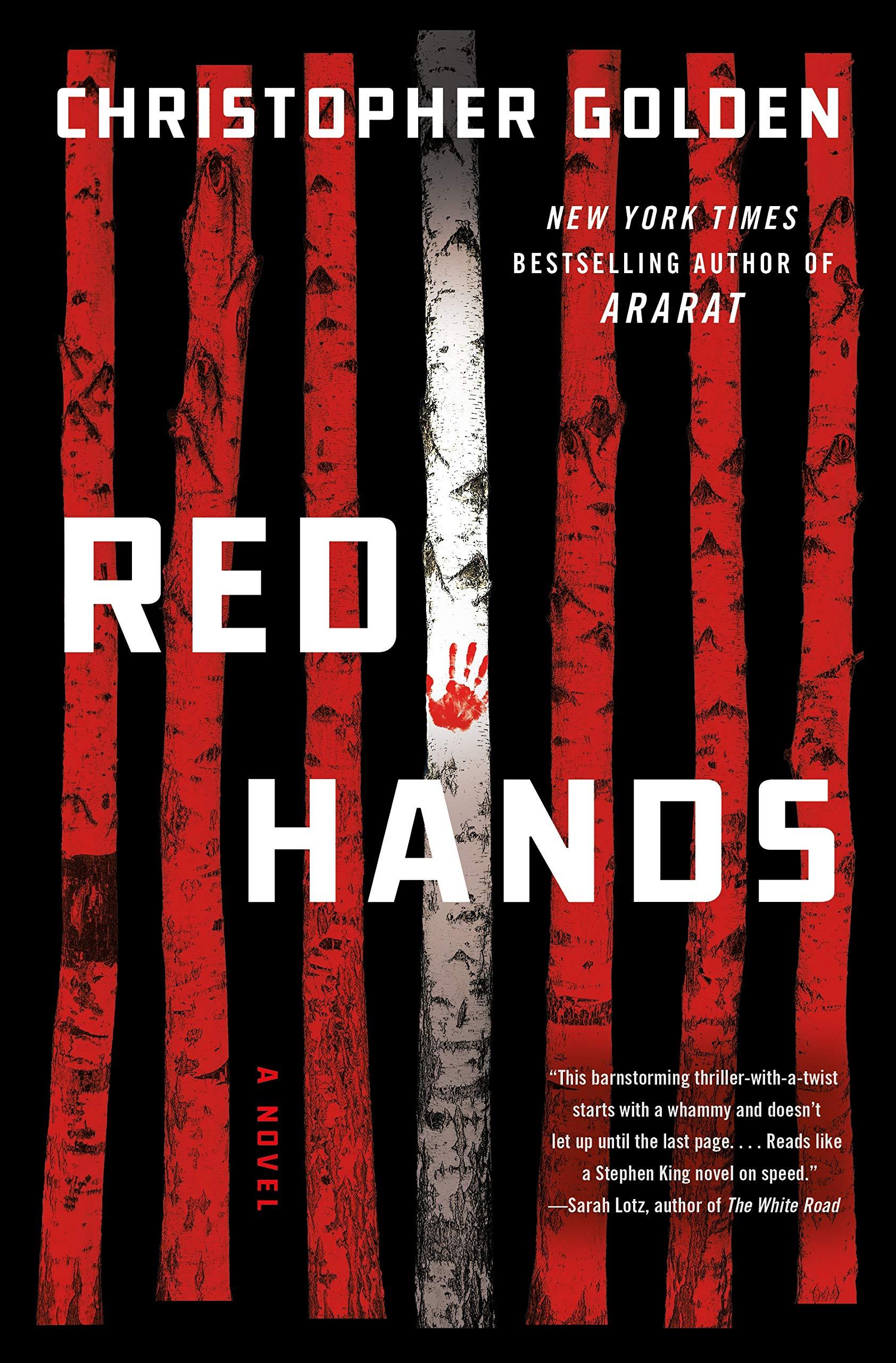 Red Hands: A Novel