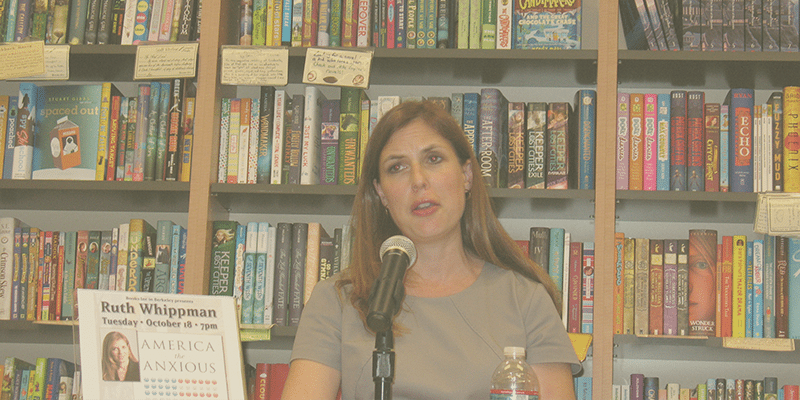 Through the Writer's Eyes: An Evening with Ruth Whippman