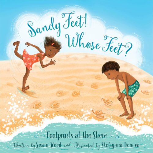 Sandy Feet! Whose Feet?: Footprints at the Shore
