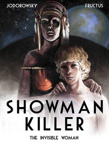 Showman Killer 3: The Invisible Woman