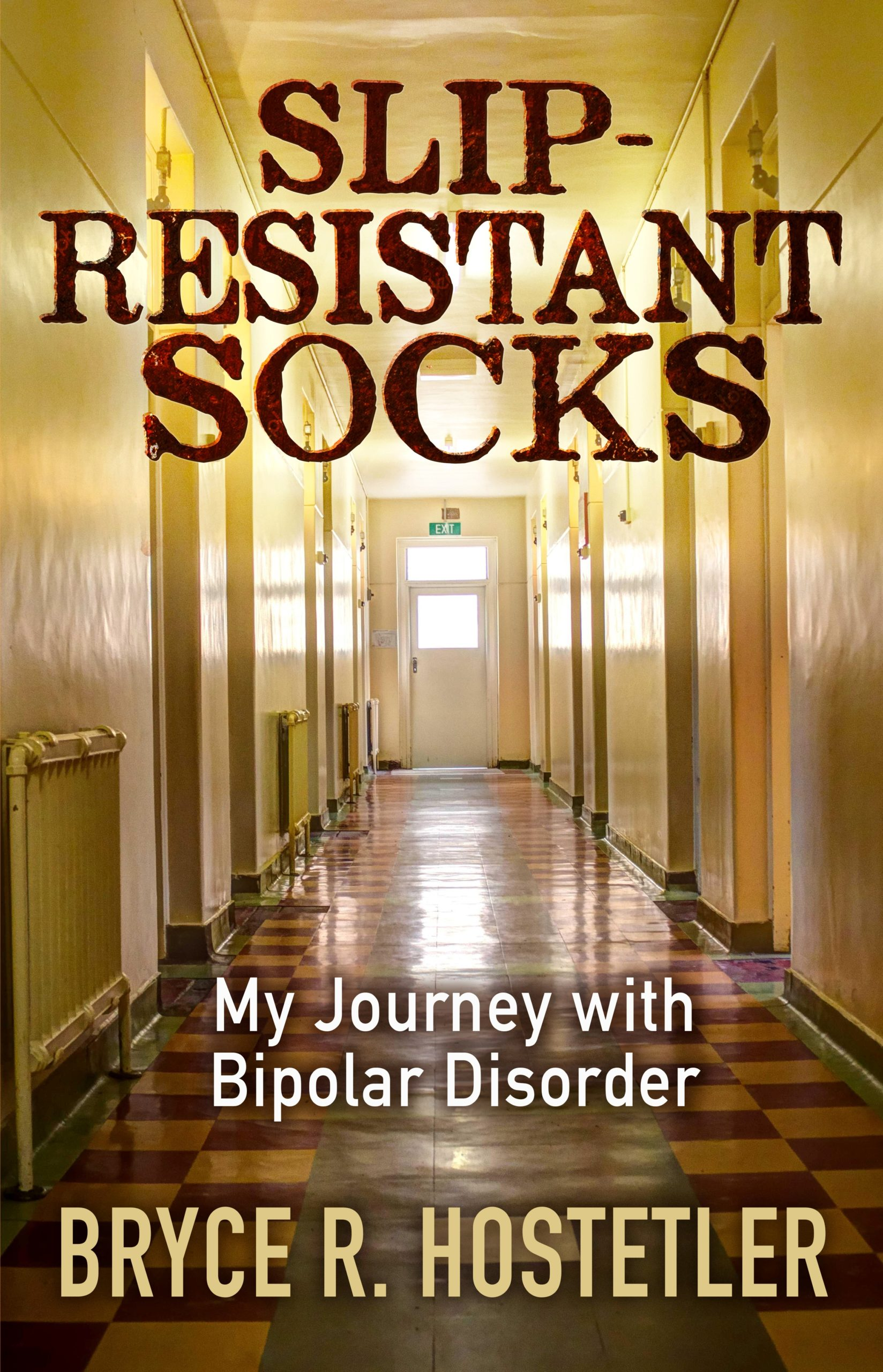 Slip-Resistant Socks: My Journey with Bipolar Disorder