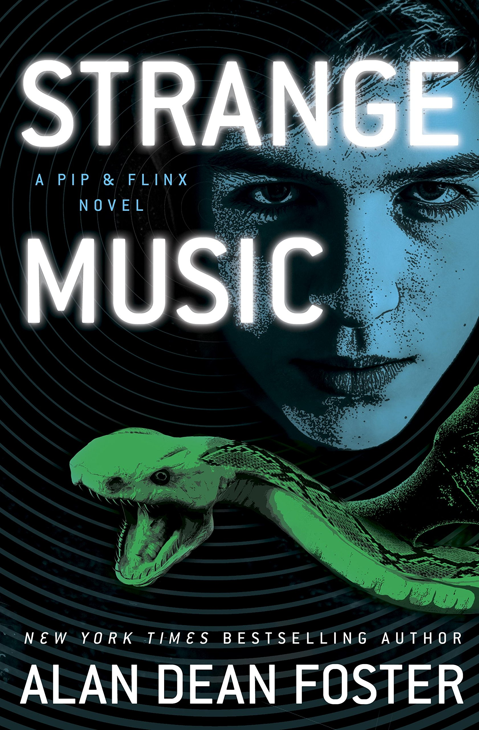 Strange Music: A Pip & Flinx Adventure