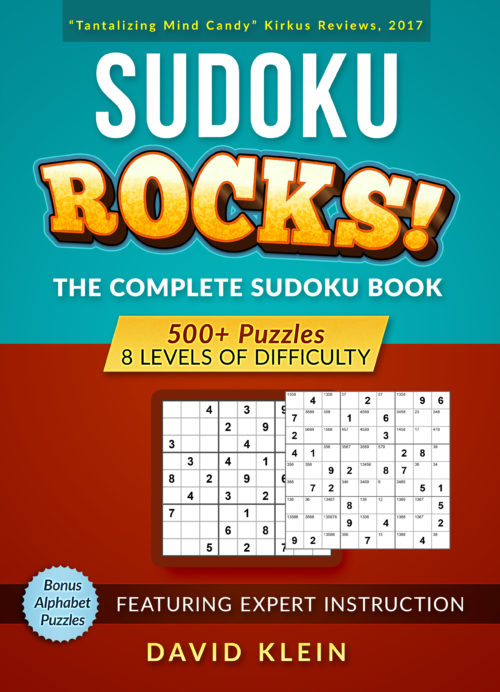 Sudoku Rocks! The Complete Sudoku Book