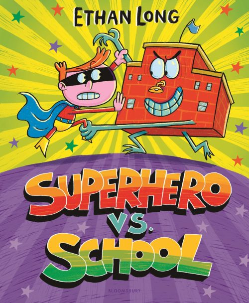 Superhero vs. School