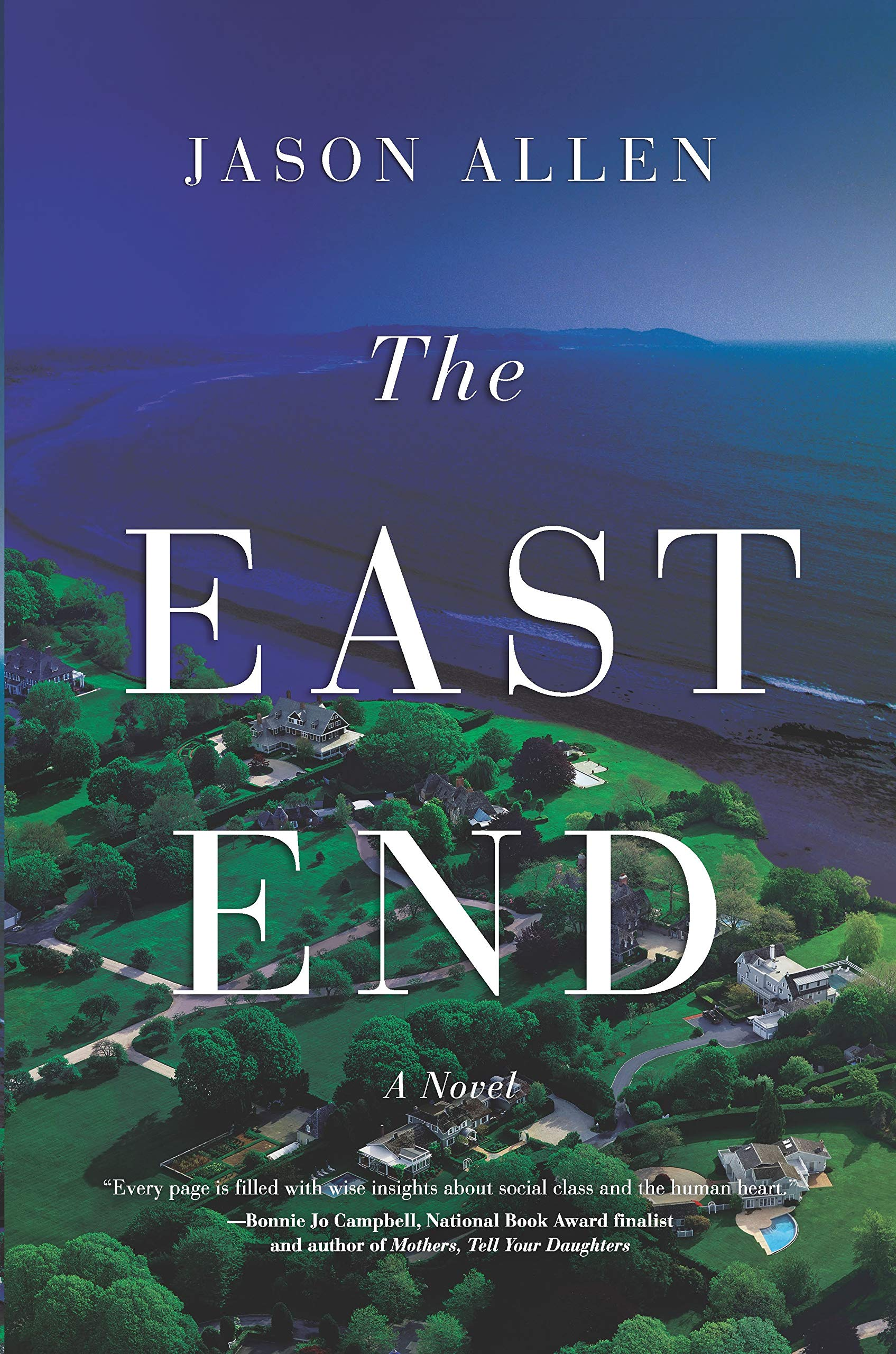 The East End: A Novel