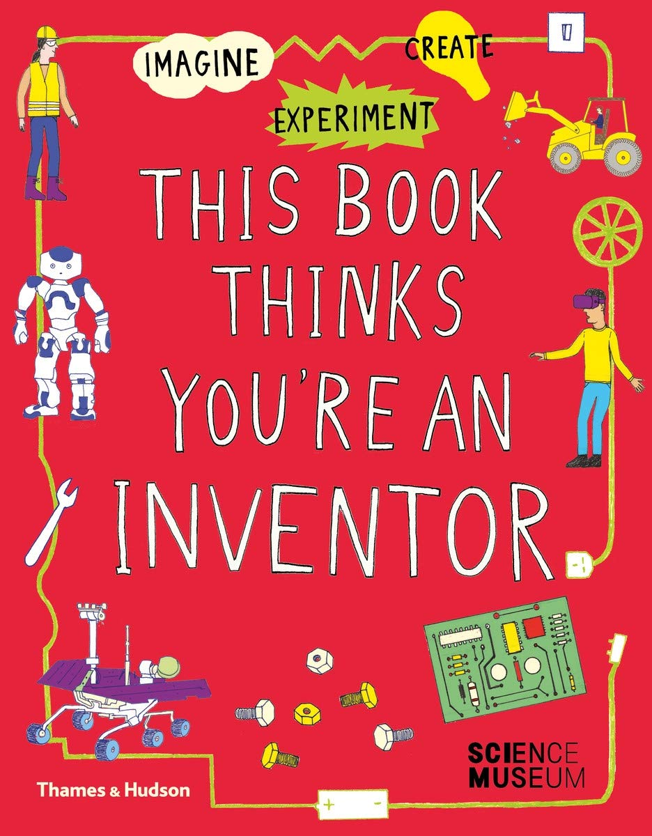 This Book Thinks You're an Inventor