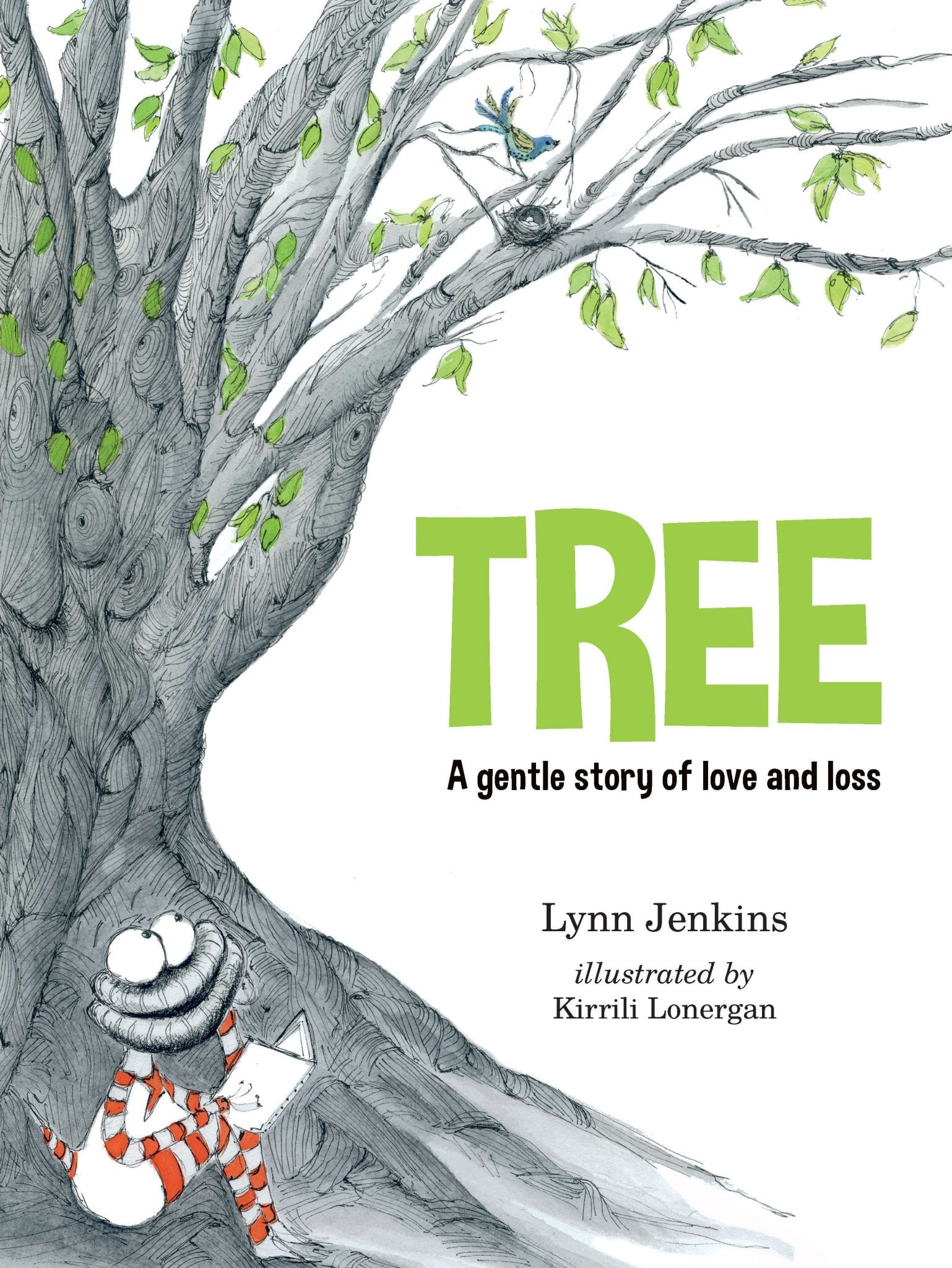Tree: A Gentle Story of Love and Loss (Lessons of a LAC)
