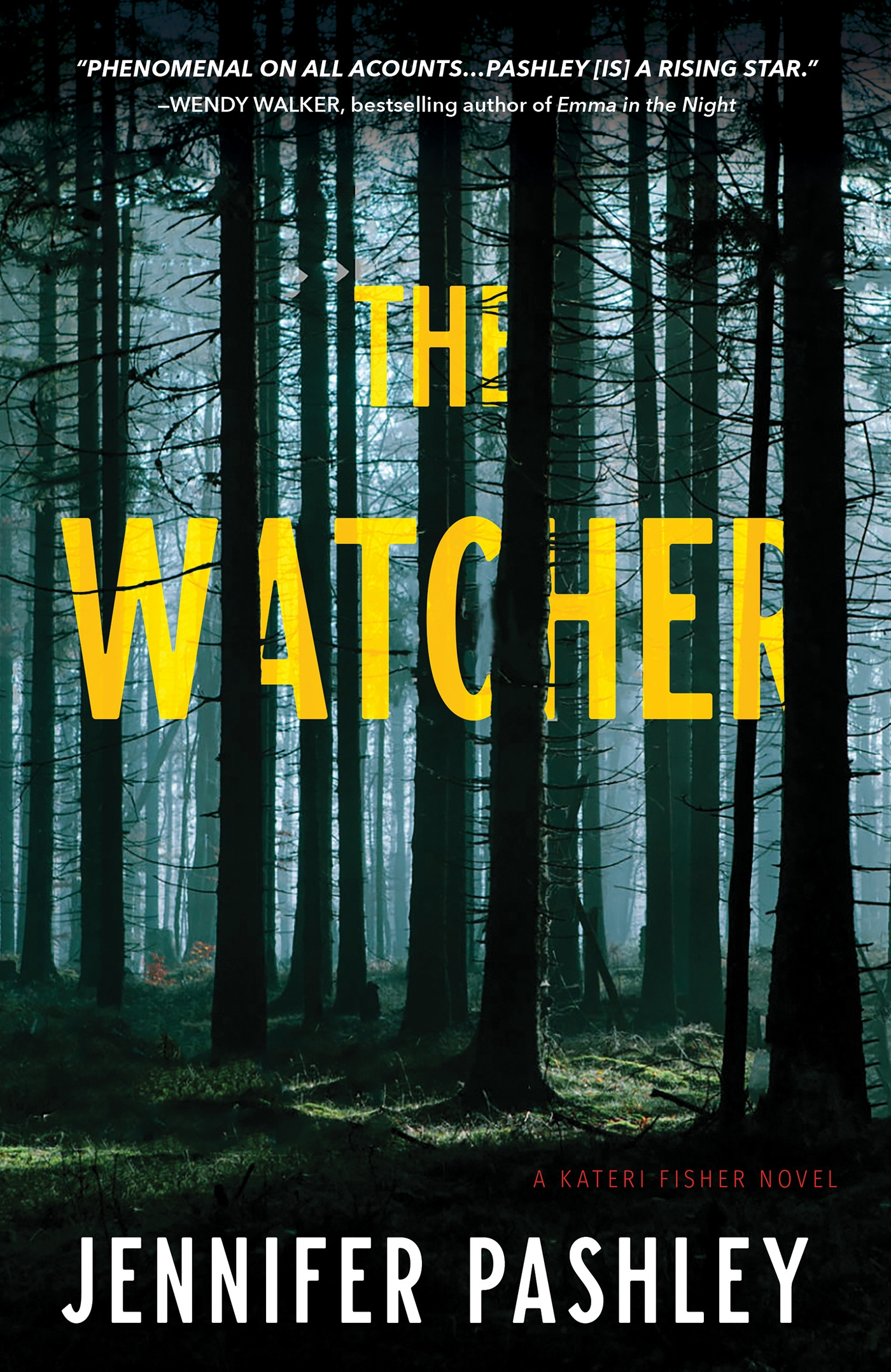 The Watcher: A Novel (A Kateri Fisher Novel Book 1)