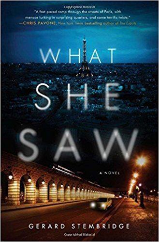 What She Saw: A Novel