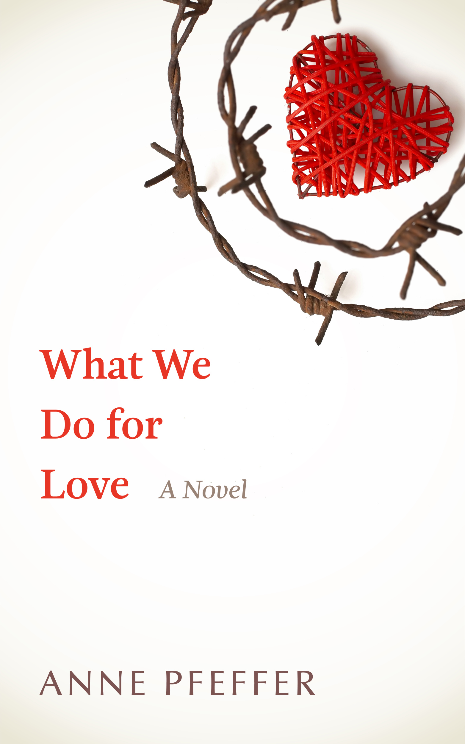 What We Do For Love: A Novel
